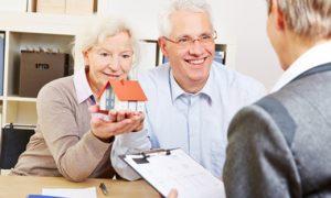 Wohnberatung: Wohnen im Alter