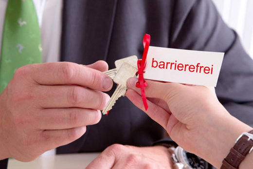 Barrierefreies Wohnen © Jeanette Dietl, fotolia.com