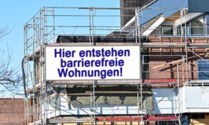Richtige Zeitpunkt zum barrierefreien Bauen?