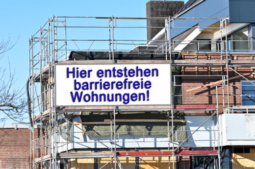 Barrierefreie Wohnungen © Marco2811, fotolia.com