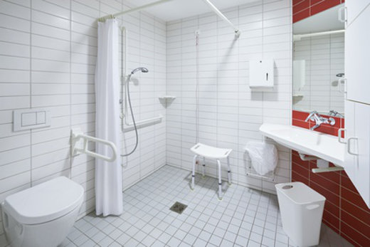 barrierefreien badplanung. Black Bedroom Furniture Sets. Home Design Ideas