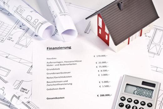 Zusammensetzung Baukosten © Eisenhans, fotolia.com