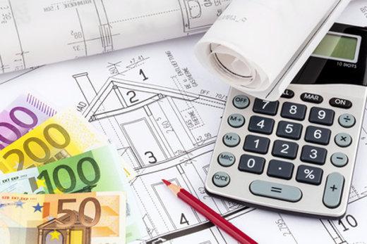 Baukosten niedrig halten © Gina Sanders, fotolia.com