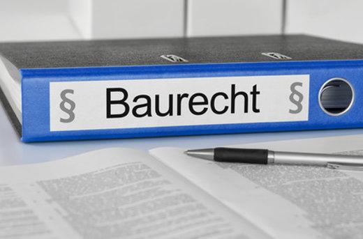 Baurecht © Zerbor, fotolia.com