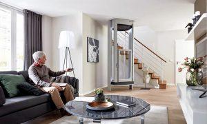 Homelift als Alternative zum Treppenlift