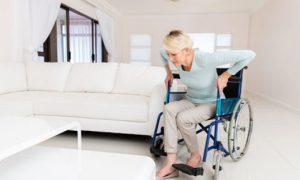 Barrierefreie Wohnräume und Möbel