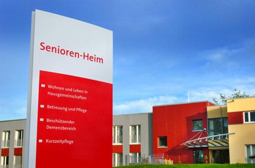 Seniorenheim © petair, fotolia.com