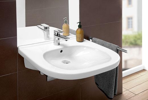 Unterfahrbahrer Waschtisch © Villeroy & Boch